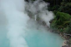 Hotspring à Beppu Image libre de droits