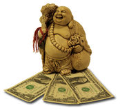 Hottey - bóg bogactwo. Zdjęcie Stock