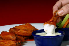 Hotwings Imagem de Stock Royalty Free