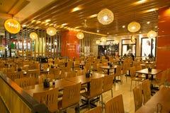 Hou Mei Restaurant Fotografering för Bildbyråer
