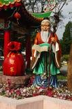 hou thean吉隆坡马来西亚的寺庙 库存照片