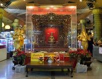 Houay Kwang交叉点的红宝石女神 库存照片