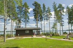 Houce privado finlandés Foto de archivo libre de regalías