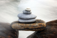 Houd in evenwicht Stock Fotografie