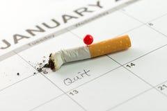 Houd op Smoking royalty-vrije stock afbeelding