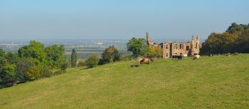 Houghton House Bedfordshire Fotos de Stock Royalty Free