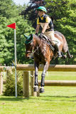 Houghton international horse trials May 2017 Stock Image