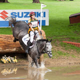 Houghton internationella hästförsök Maj 2017 Arkivfoton