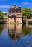 Houghton Mühle 5 Stockfoto