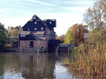 Houghton Mill. Royalty Free Stock Photo