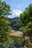 Houhe River canyon Royalty Free Stock Photos