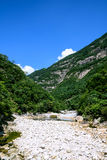 Houhe River canyon Stock Photography