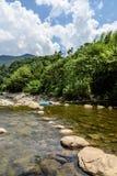 Houhe River Stock Photography