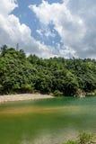 Houhe River Stock Photo