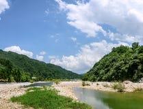 Houhe River Royalty Free Stock Photos