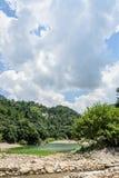 Houhe River Stock Photos
