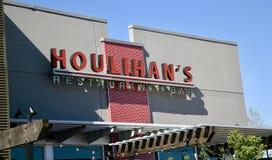Houlihan`s Restaurant and Bar Stock Photos