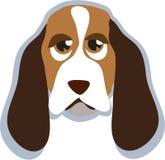 Hound Head Royalty Free Stock Image