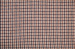 Hounds tooth wool. Stock Images