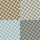 Houndstooth_New Millenium Stock Image
