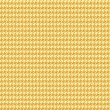 Houndstooth Pattern #5 Royalty Free Stock Photography