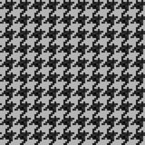 Houndstooth pattern. Stock Photo
