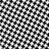 Houndstooth Pattern Vector. With Eps File Royalty Free Stock Photos