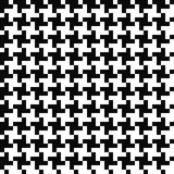 Houndstooth seamless pattern vector background. Houndstooth seamless pattern abstract vector background Stock Images