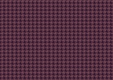 Houndstooth. Vector seamless pattern or background. Traditional Scottish plaid fabric collection for background or desktop wallpaper royalty free illustration