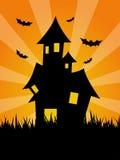 Hounted Haus Stockbild