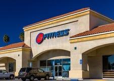 24 Hour Fitness Building Stock Photos