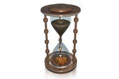 Hour glass Stock Image