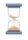 Hour-glass Royalty-vrije Stock Foto's
