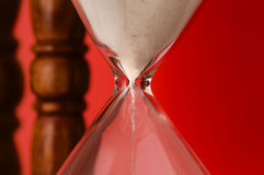 Hour glass timer Stock Photo