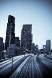 hour rush traffic Στοκ φωτογραφίες με δικαίωμα ελεύθερης χρήσης