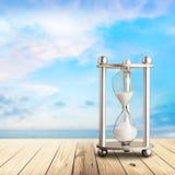 hourglass Lizenzfreie Stockbilder