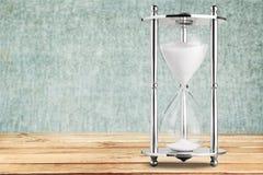 hourglass foto de archivo libre de regalías