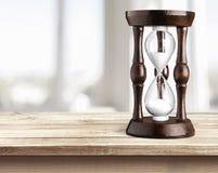 hourglass imágenes de archivo libres de regalías