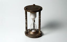 Hourglass 2 stock images