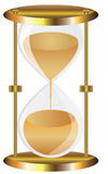 Hourglass. Royalty Free Stock Image