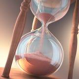 Hourglass stock abbildung