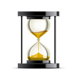 Hourglass. Eps 10 file Royalty Free Stock Photography
