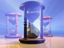 Hourglass 3 Royalty Free Stock Photography