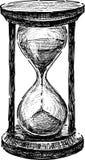 Hourglass Obraz Stock
