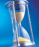 An hourglass Stock Photography