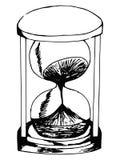 hourglass Lizenzfreies Stockfoto