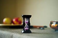 hourglass Imagen de archivo libre de regalías