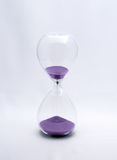hourglass Stockfoto