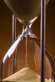 hourglass Stock Foto's