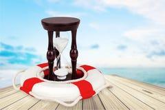hourglass imagem de stock royalty free